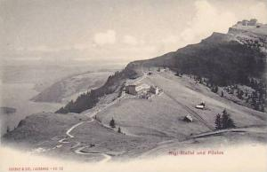 Rigi- Staffel Und Pilatus, Switzerland, 1900-1910s
