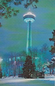 Canada Ontario Niagara Falls Niagara International Centre Skylon