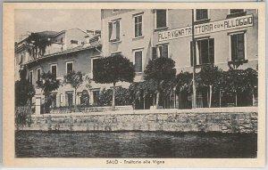 CARTOLINA d'Epoca - BRESCIA provincia :  Salò