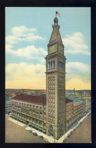 Early Denver, Colorado/CO Postcard, Daniels & Fisher Tower