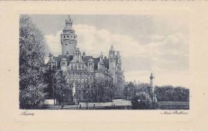 Neues Rathaus, Leipzig (Saxony), Germany, 1910-1920s