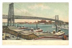 Williamsburg Bridge, New York,00-10s