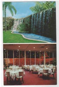 Zinn Restaurant Tamiami Trail Bradenton Sarasota Florida postcard