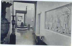 Interior View Helena Rubinstein Salon 715 Fifth Ave NY