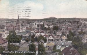 VICTORIA , B.C. , Canada , 1907 : Residental View