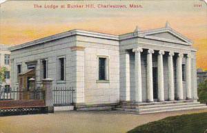 Massachusetts Charlestown The Lodge At Bunker Hill