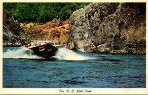 Oregon Rogue River U S Mail Boat 1962