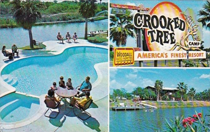 Texas Brownsville Crooked Tree Campground 1982