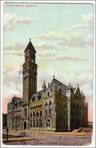 Post Office, Detroit MI