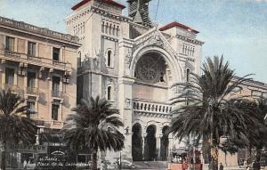 Tunisia Tunis Place de la Cathedrale