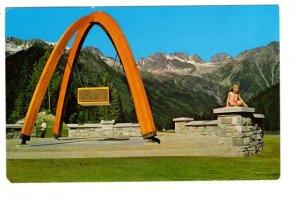 Summit Dedication, Rogers Pass, British Columbia