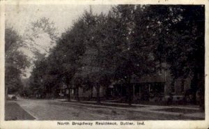 North Broadway Residence - Butler, Indiana IN