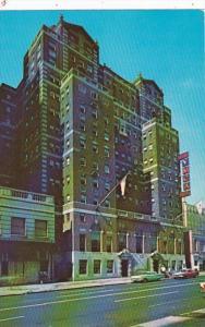 New York City William Sloane House Y M C A