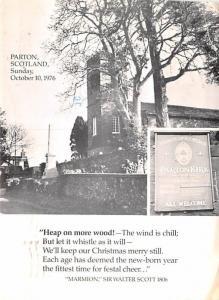 Parton Scoland -