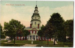 State House, Annapolis MD