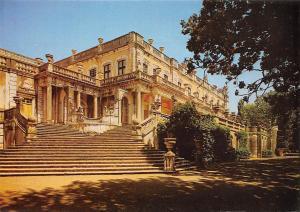 Portugal Palacio Nacional de Queluz Escadaria Leoes