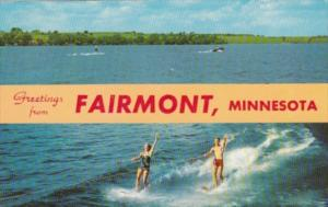 Greetings From Fairmont Minnesota 1962