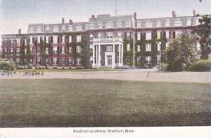 Bradford Academy, Bradford, Massachusetts, 1900-1910s