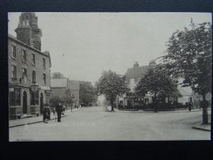 Wolverhampton CHAPEL ASH shows OLD BELL INN c1906 Postcard by Raphael Tuck 2137