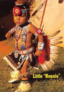 Little Nonnie - Indian Hospitality, Oklahoma