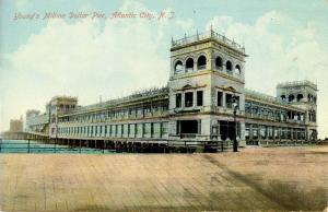 NJ - Atlantic City. Young's Million Dollar Pier
