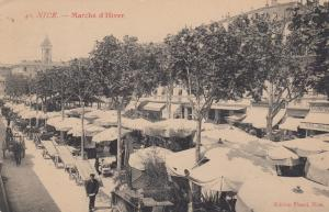 NICE , France , 1906 ; Marche d'Hiver