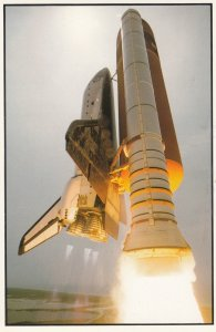 SPACE ; Shuttle CHALLENGER Launch , 1980s