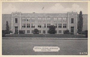 Attica Rural Schools Attica Ohio Dexter Press