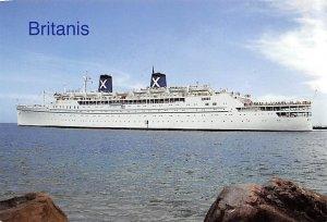 Britanis Chandris Line Ship Unused