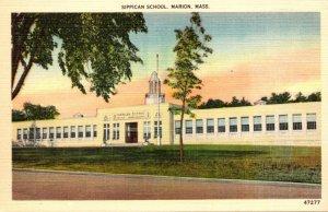 Massachusetts Marion Sippican School