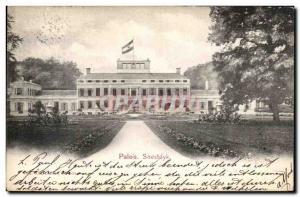 Postcard Old Paleis Soestdyk