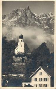 Switzerland Glarus Burgkapelle 02.88