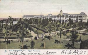 TUCK #5047: PALM BEACH, Florida; Royal Poinciana, PU-1907