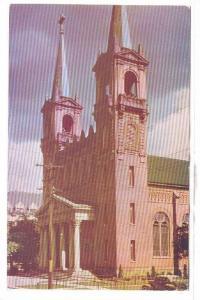 Exterior,St. Aloysius Church,Spokane,Washington,40-60s