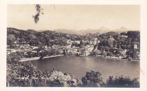 RP, General View - Kandy, Ceylon, Asia, 1920-1940s