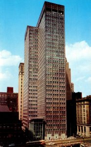 Pennsylvania Pittsburgh Alcoa Building 1957