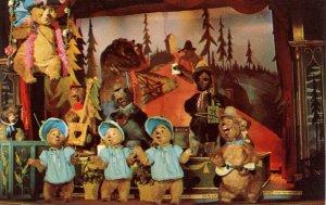 FL - Orlando. Walt Disney World. The Country Bear Jamboree