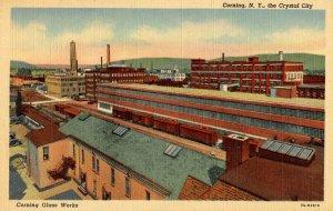NY - Corning. Corning Glass Works