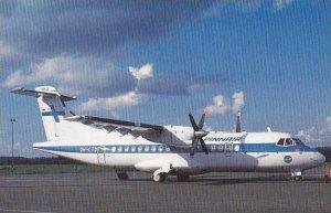 FINNAIR AEROSPATIALE AERITALIA ATR42-300