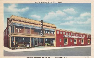 New Jersey Camden Naden Furniture Store Kaighn Avenue At 8th St Curteich sk289