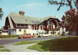 TURUER (*sp) Turner HALL club for social affairs Swiss Gymnastic team MONROE, WI