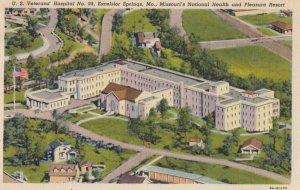 EXCELSIOR SPRINGS, 1930-40s; V.A. Hospital No.99