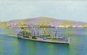U S S Tolovana (AO -64)