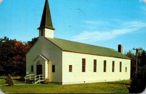New York Camp Drum Chapel 1954