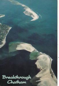 Massachusetts Cape Cod Chatham Breakthrough At Chatham Inlet