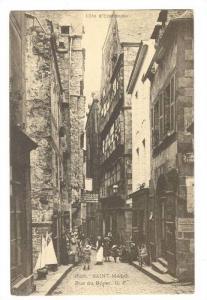 Saint-Malo, France, 00-10s ; Rue du Boyer