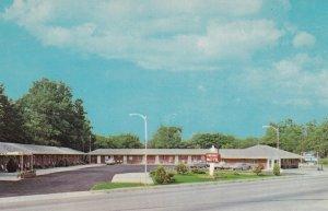 ALLENDALE , South Carolina , 1950-60s ; US 301 ; Crescent Motel & Restaurant