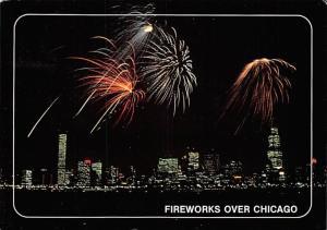 Fireworks - Chicago, Illinois, USA