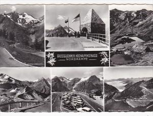 Austria Grossglockner Hochalpenstrasse Nordrampe Multi View Photo