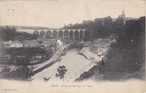 DINAN, Cotes D'Amor, France, PU-1907; Vue Prise Du Saut